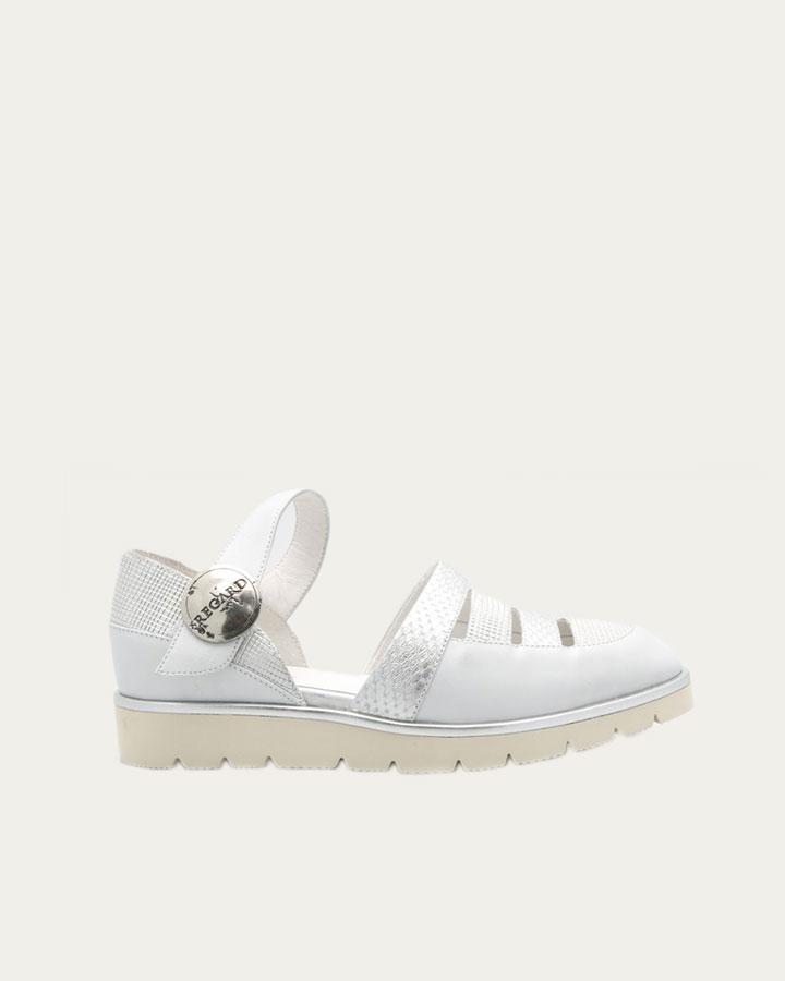 Chaussure Lussac Blanc