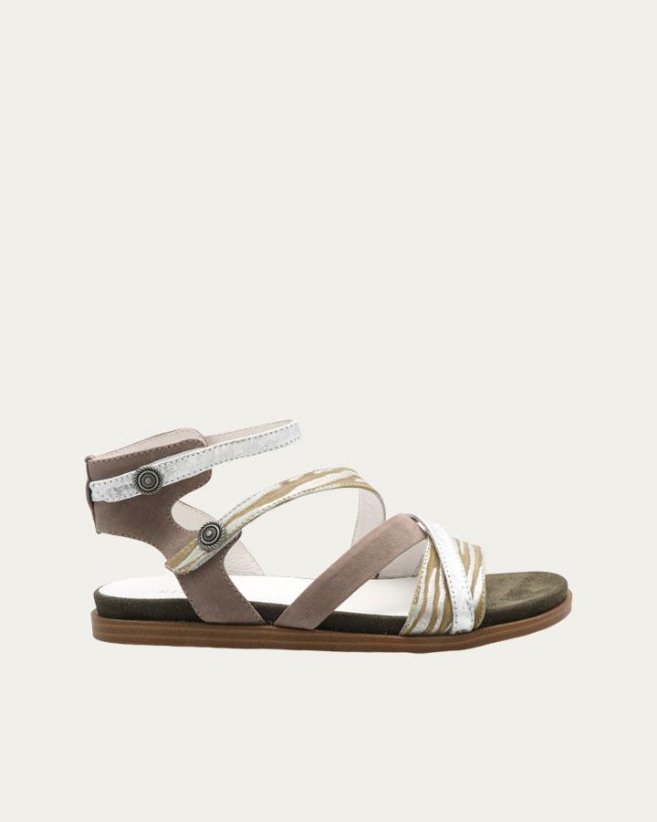 Sandale Baden Kaki