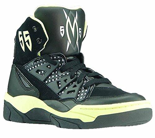 Mutombo Shoes Black