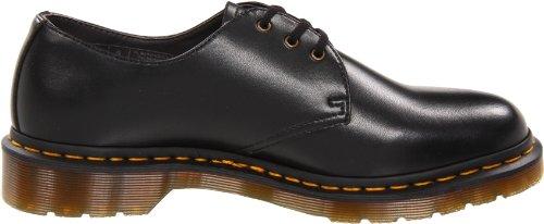 dr martens 1461 vegan 14046001 chaussures de ville mixte adulte noir black 40 eu. Black Bedroom Furniture Sets. Home Design Ideas
