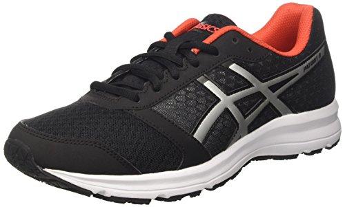 Asics patriot 8 chaussures de course pour entra nement sur route homme - Chaussure pour tapis de course ...