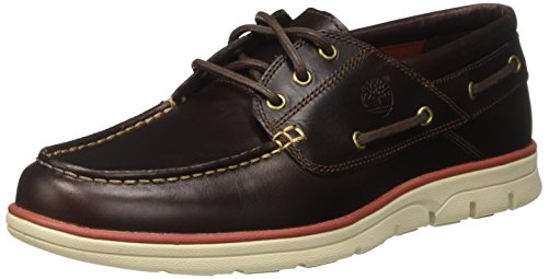 timberland bradstreet 3 eyebrown pull up chaussures bateau homme. Black Bedroom Furniture Sets. Home Design Ideas