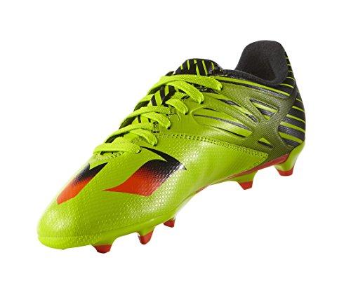 adidas messi terrain souple synth tique junior chaussures de football amricain mixte enfant. Black Bedroom Furniture Sets. Home Design Ideas