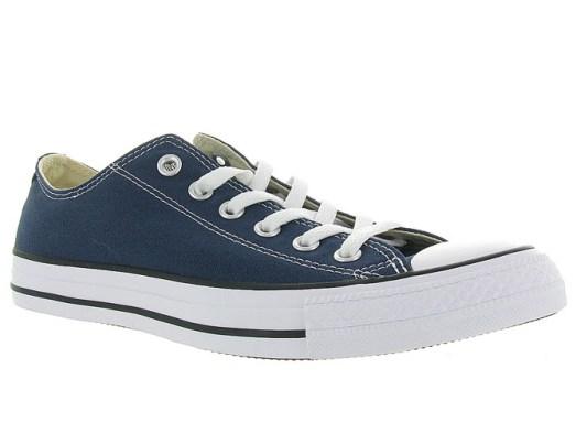 Converse baskets et sneakers ctas core ox homme marine1114203_1