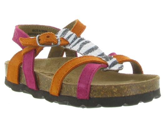 Reqins sandales et nu pieds maya mix zebre3151205_1