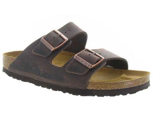 Birkenstock nu pieds arizona oiled leather marron3171001_1