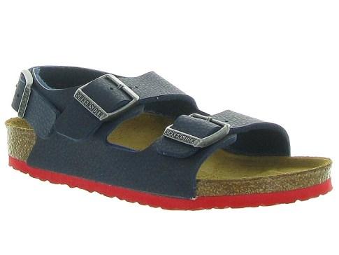 Birkenstock sandales et nu pieds milano desert soile marine3174701_1