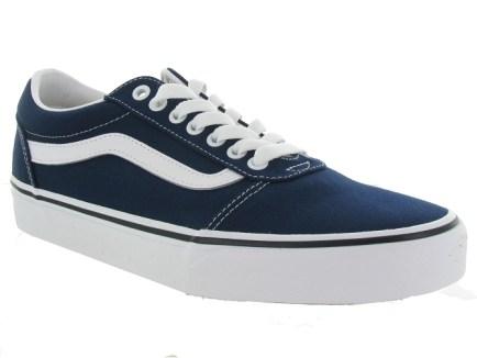 Vans baskets et sneakers ward men marine4441202_1