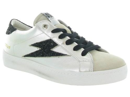 Semerdjian baskets et sneakers catri 2 lamb a argent4576901_1