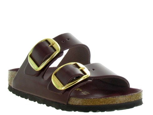Birkenstock nu pieds arizona big buckle bordeaux4599902_1