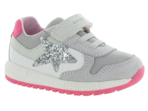 Geox baskets et sneakers b153za alben gris4707201_1