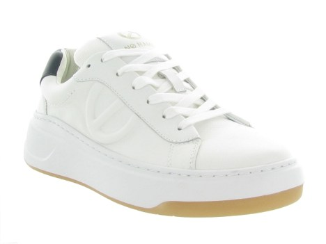 No name baskets et sneakers bridget trainer blanc4732201_1