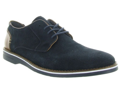 Rieker chaussures a lacets 12504 marine7129201_1