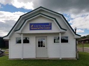 The Lions Club - Memorial Pet Center at the Chautauqua Safety Village