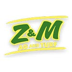 Z&M Ag and Turf logo