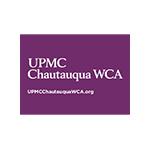 UPMC Chautauqua WCA logo