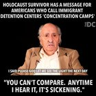 Holocaust Survivor's Message For Those Saying Border Detention Centers Are 'Concentration Camps' Will Shake You To Your Core