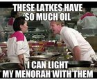 Chanukah humor for the day...
