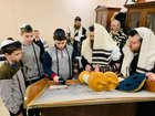Ukraine: Bar Mitzvah celebration for boys who discovered their Jewishness