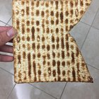 This mutant matzah came straight out of the box