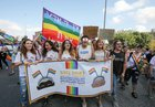 Jerusalem chief rabbi demands no pride flags be waved at Gay Parade
