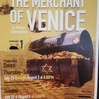 "How my college decided to advertise its ""Merchant of Venice"""