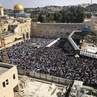 Got to witness 120,000 of our brothers and sisters today at the kotel