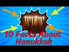 Hanukkah 10 Facts About Hanukkah