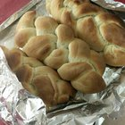 We finally did our challah for hunger test bake!!!! :D