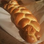 First time ever making bread or braiding bread let alone Challah. It turned out really delicious and everyone at Shabbat liked it. I am so proud!!!!