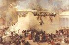 Asara B'Tevet, the siege of Jerusalem: Fast start and end times