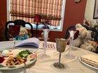 My grandmothers Seder due to corona virus