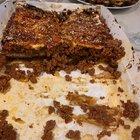 Our K4P lasagna made with matsa!!