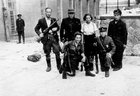 Jewish Partisan group in Lituania who fought in the Rudniki Forest outside of Wilna (Modern Day Vilnius) shortly after liberation.