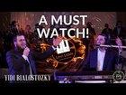 Yidi Bialostozky & Levi Lesin ft. The Shira choir | יודי ביאלוסטוצקי ולוי לסין