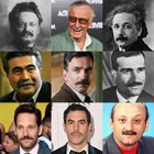 Collage of Epic Historic and Modern Jewstaches