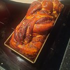 Shavua tov! Here's my freshly baked Babka to kick off the week.