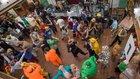 Lakewood purim costumes satiring BLM makes international news