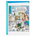 Funny Passover card