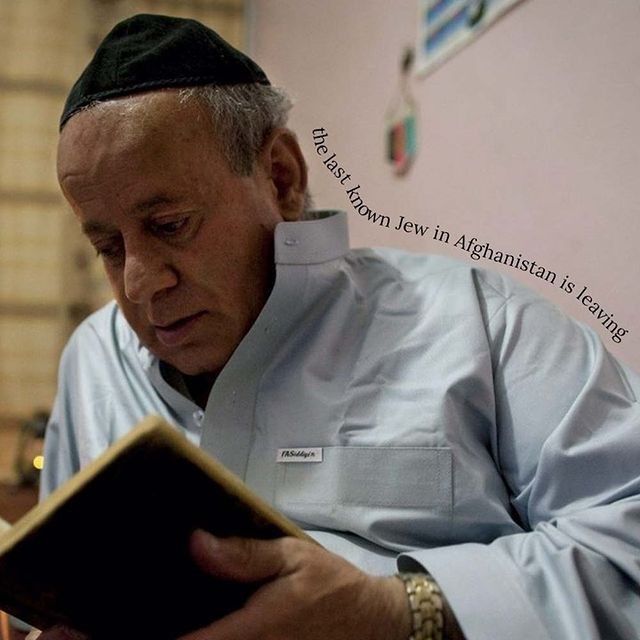 Zebulon Simantov, 61, known as the last Jew in Afghanistan for well over a decade, said he will leave after this year's High Holidays season in the fall. Without him around, the synagogue will close, ending an era of Jewish life in the country believed to have begun at least 2,000 years ago.
