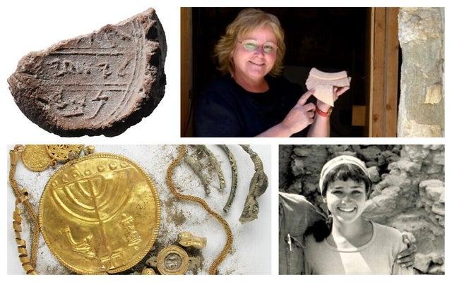 Fearless pioneering biblical archaeologist Eilat Mazar dies at 64