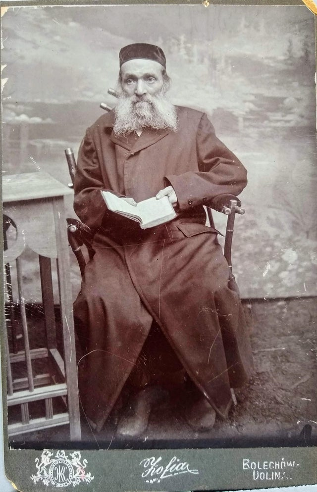 Joining the trend of posting pictures of our great great grandfathers with excellent beards!