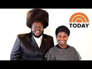 "Watch ""Sheinelle Jones interviews Black Jewish rapper on the Today Show"" on YouTube"