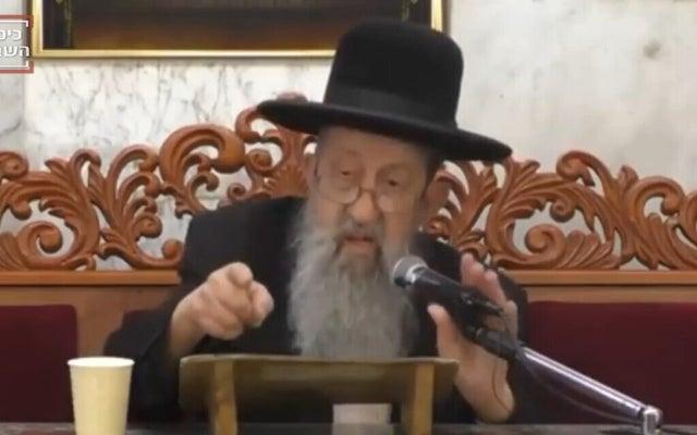 'You're crazy, a heretic': Senior Haredi rabbi kicks out anti-vaxxer student