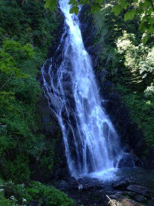 La cascade du Pissou