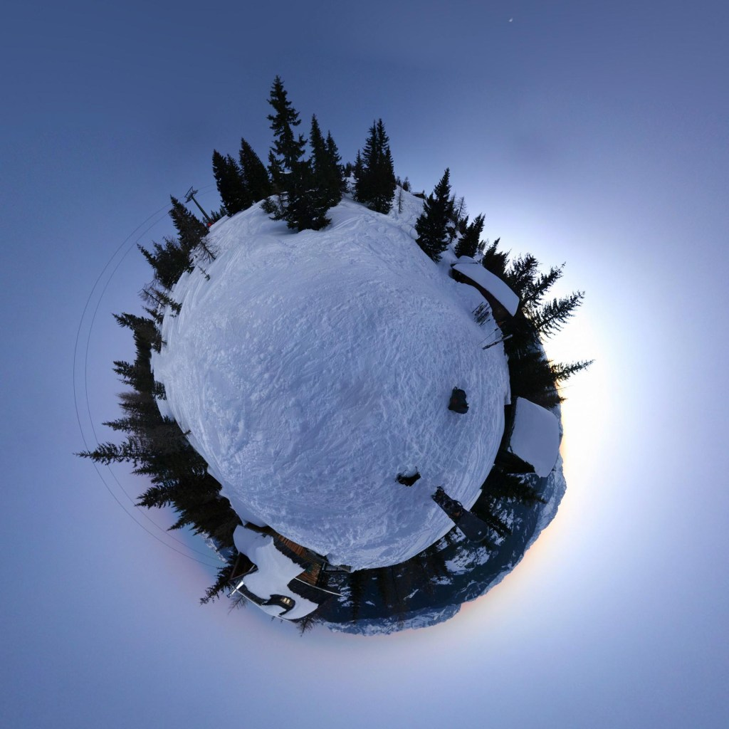 little planet - St. Georgshütte