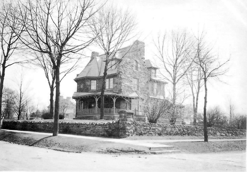 30 West Chestnut Hill Ave, 1903