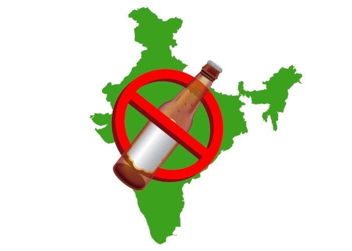 Why alcohol must be banned in India?