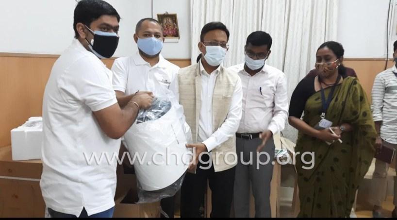 CHD- Oxygen support bangalore BBMP