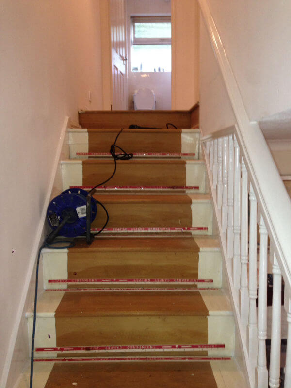 New Staircase And Landing Carpet In Hazel Grove Cheadle Floors Floor Layer Manchester